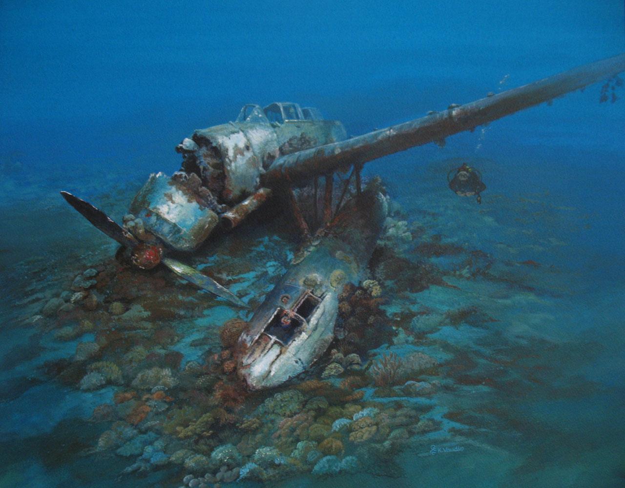 Jake Sea Plane
