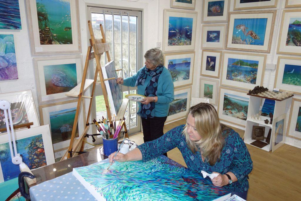Deep Impressions Art Studio