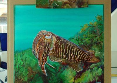 Deep Impressions Underwater Art