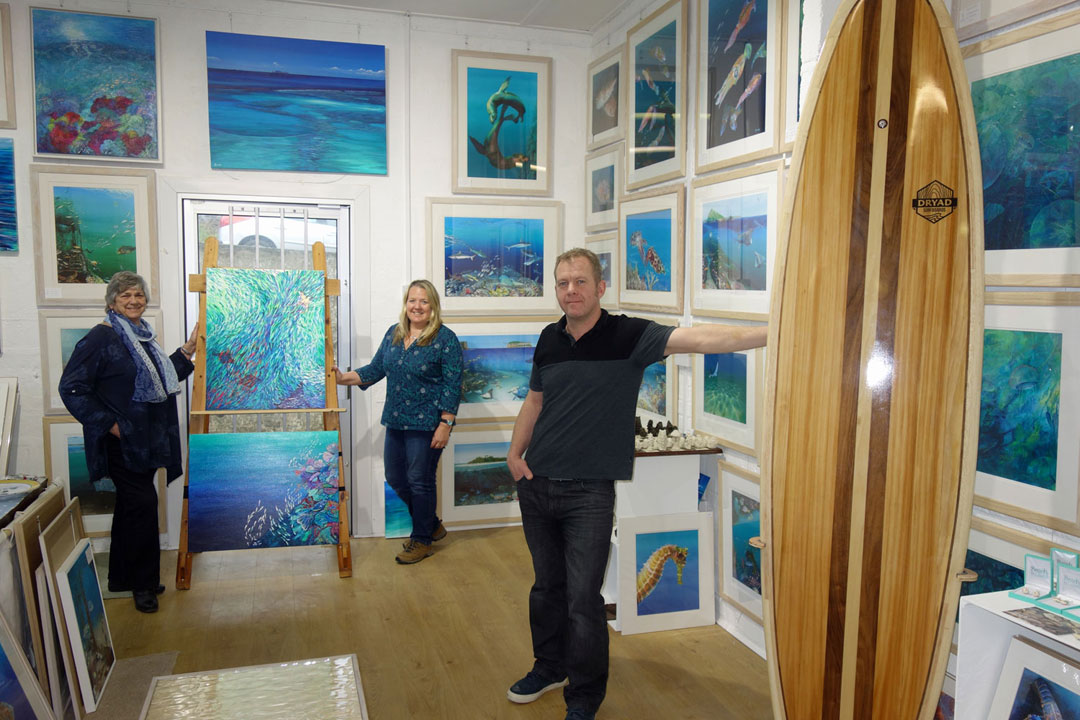 Art Studio Plymouth